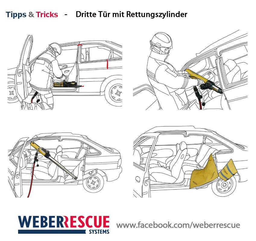 Tips and Tricks Extrication